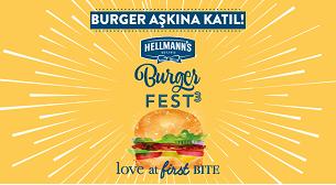 Hellmann's Burger Fest-Kombine