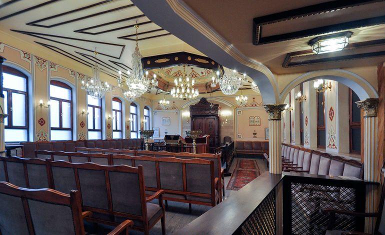 İstanbul Sinagogları Karma Fotoğraf Sergisi