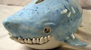 Masterpiece Heykel - Köpekbalığı