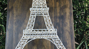 Masterpiece String Art - Eiffel