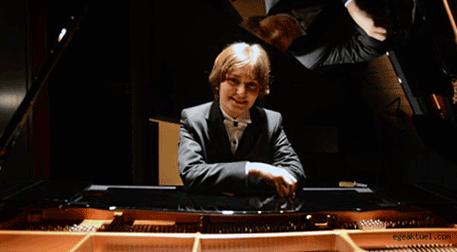 Tuna Bilgin Piyano Resitali