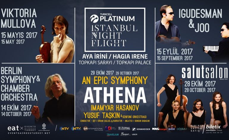 An Epic Symphony - Athena