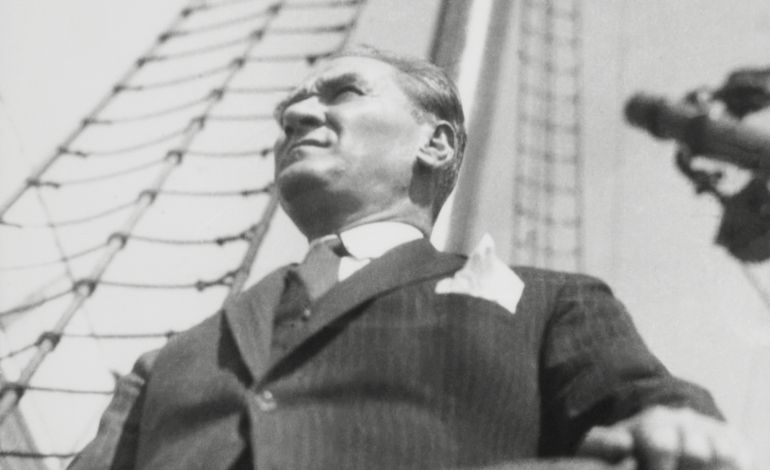 'Atatürk: Bir İnsandan Fazlası' Sergisi