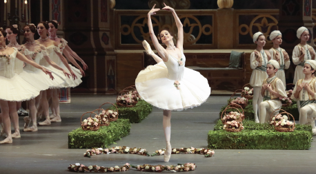 Bolşoy Balesi Gösterimleri : Le Cor