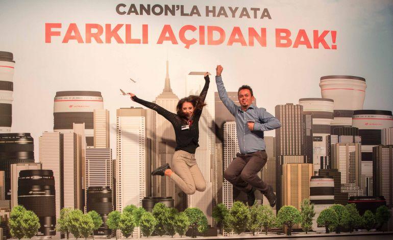 Canon'dan ilk Hobi ve Aktivite Festivali