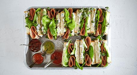 MSA - Sandwiches & Wraps