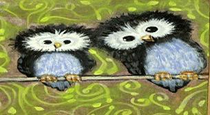 Yağlı Boya Workshop! Baykuş