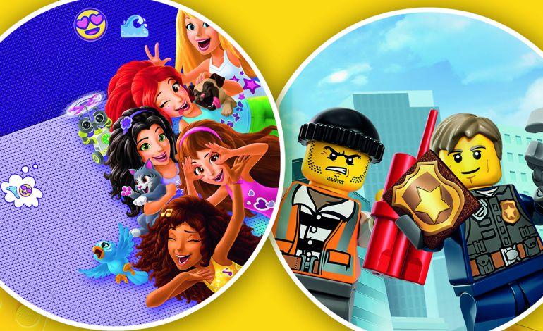 Yenilenen Oyuncakları ile LEGO Yapım Etkinliği Çocuklar İçin Zorlu'da…