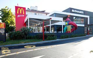 McDonald's, Acıbadem