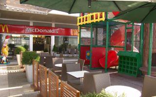 McDonald's, Göktürk Beldesi