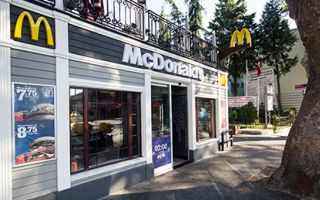 McDonald's, Yeniköy