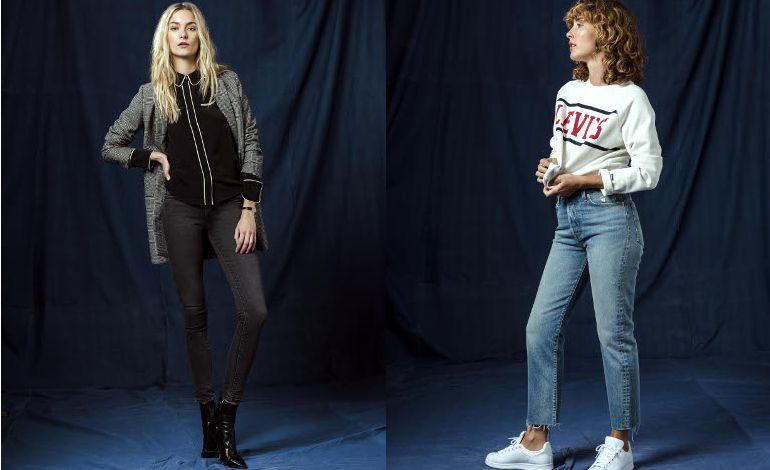 Levi's®'ın Yeni Sezon Skinny Jeanleri Stili Yenilikle Buluşturuyor…