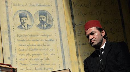Arz-ı Veda Mehmet Akif Ersoy