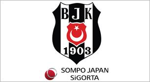 Beşiktaş Sompo Japan 2017-2018