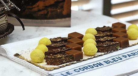Çikolata Yapımı Demo Dersi