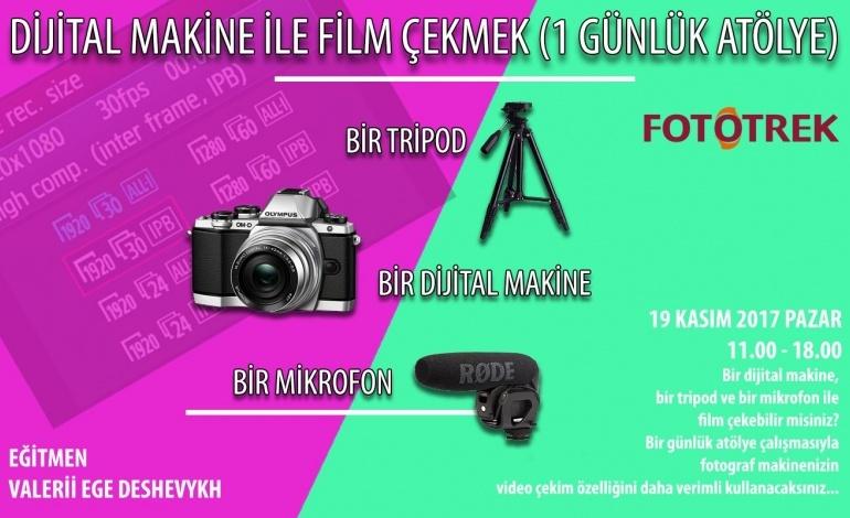 Dijital Kamera ile Film Yapımı