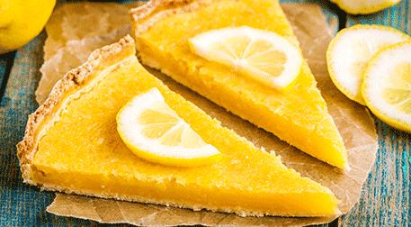 Fransız Pastacılığı : Limonlu Tart