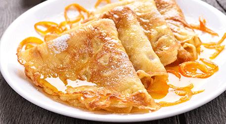 Fransız Pastacılığı : Sıcak Tatlıla