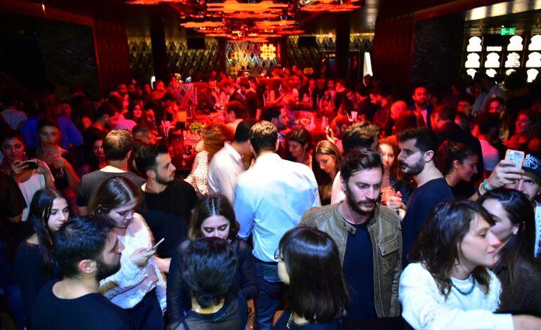 Klasikleşen Yeni Yıl Partisi Istanbul'u Sallayacak!