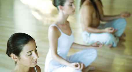 Mindfulness Meditation with Lebriz