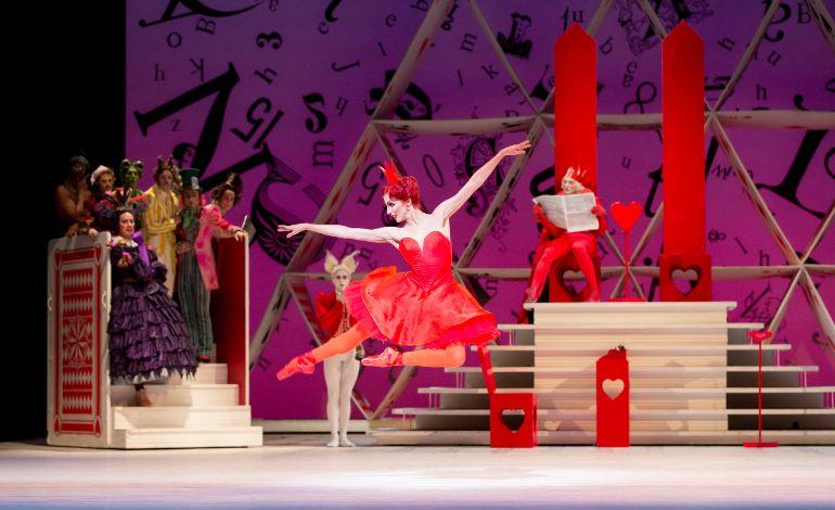 Royal Opera House Gösterimleri: