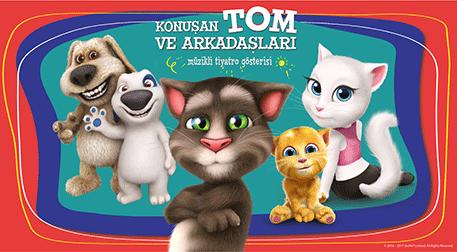 Talking Tom ve Arkadaşları
