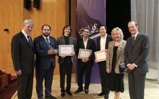 3. İstanbul Orchestra Sion Uluslararası Piyano Yarışması Ödülleri Verildi