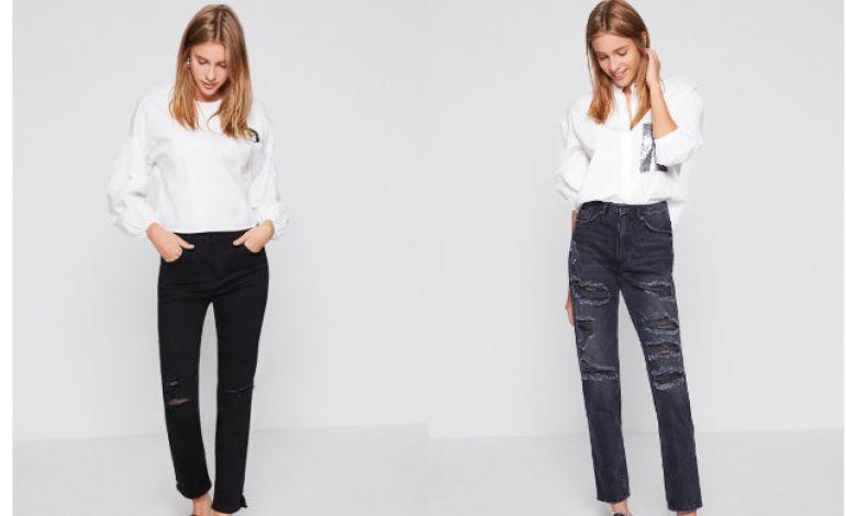 Jean'e Moda Dokunuşu