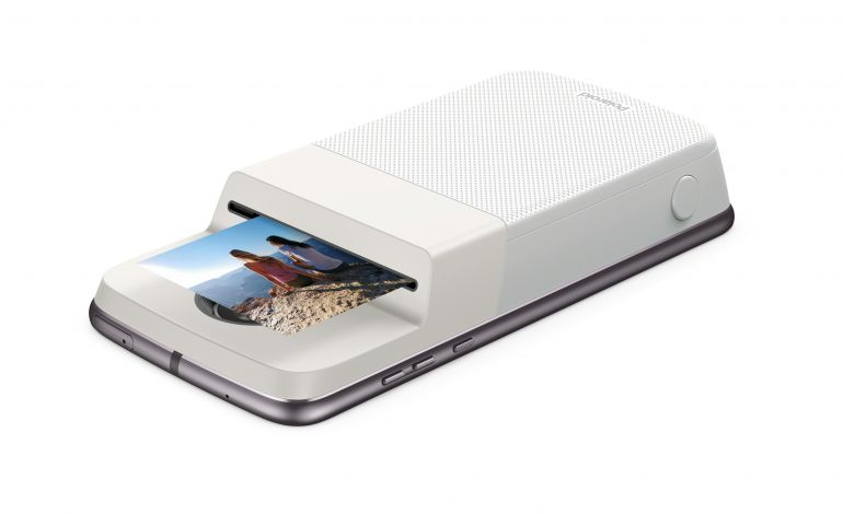 Polaroid Insta-Share Printer Telefonunuzu Yazıcı'ya Dönüştürüyor