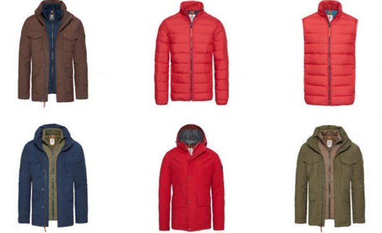 Timberland 3 Katmanlı Dış Giyim Koleksiyonuyla Sezonu Açtı