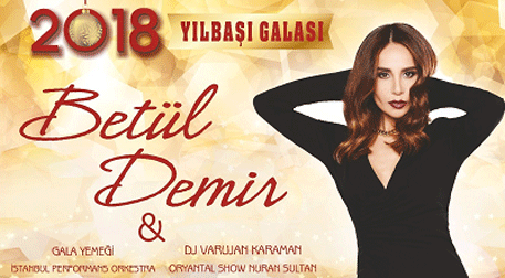 Betül Demir ile Yılbaşı Galası