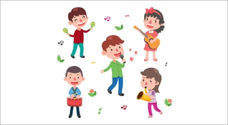 Çocuklar için Müzik Atölyesi