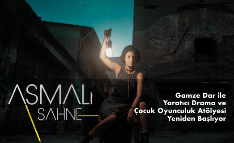 Gamze Dar ile Yaratıcı Drama ve Oyunculuk