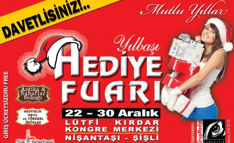 İstanbul Yılbaşı Hediye Fuarı