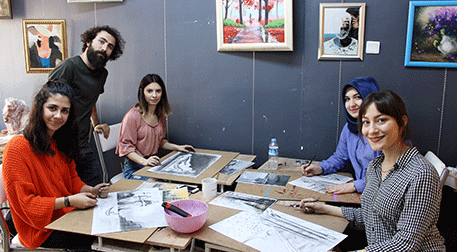 Karakalem Workshop
