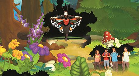 Kelebekler Özgür Olmalı