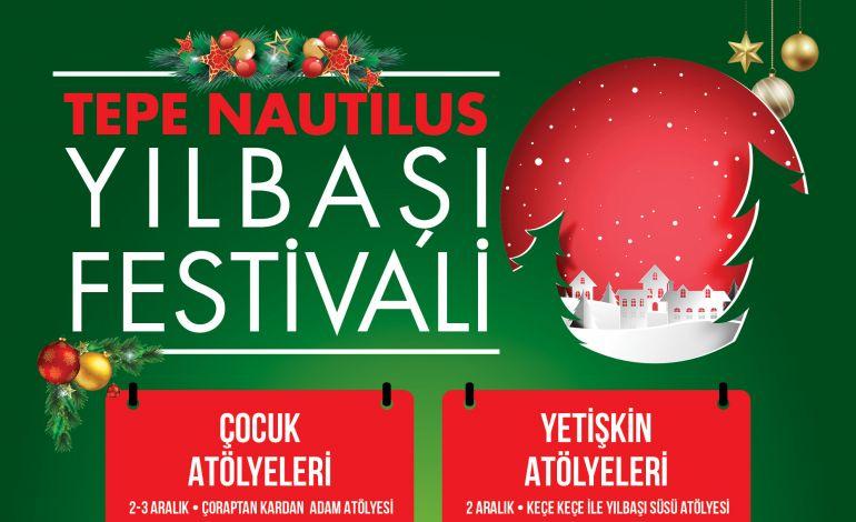 Tepe Nautilus 2018'e Festival Havasında Giriyor