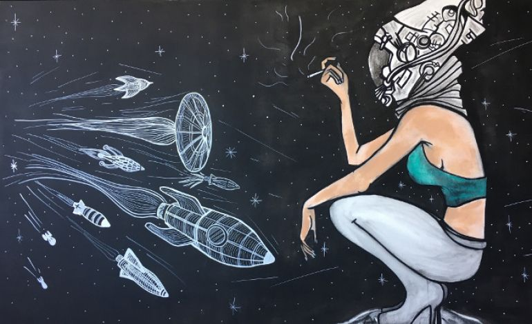 Melis Binay - We Need Space
