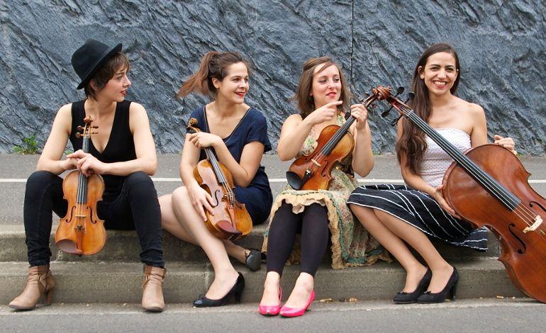 Zaide Quartet