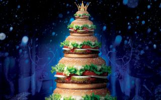 Burger King®'den Yeni Yıl Sürprizleri!