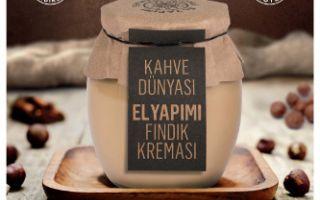Kahve Dünyası'nın Yeni Lezzeti: Fındık Kreması