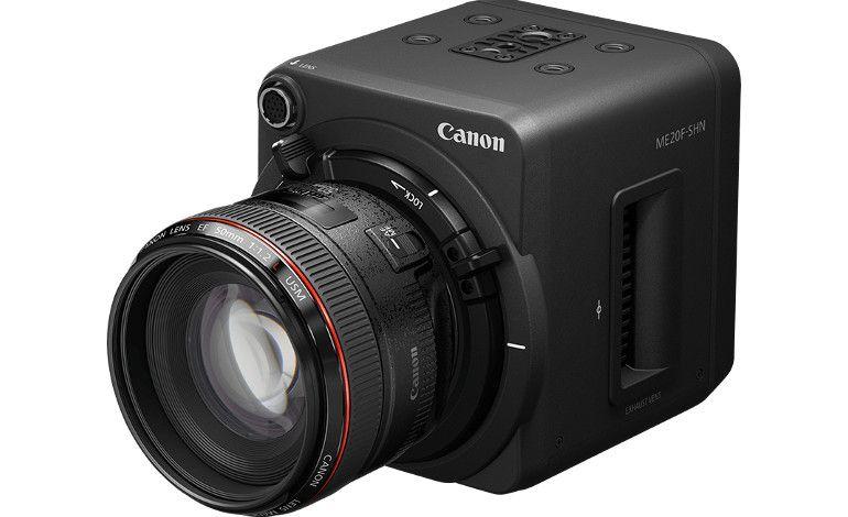 HD Görüntüler için Canon Devrimi!