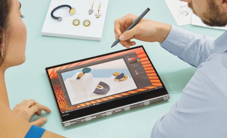 Lenovo Yoga 920 ile Stil ve Eğlence Bir Arada