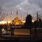 Ömer ÇEPNİOĞLU © Sultan Ahmet Camii