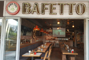 Bafetto Pizza, Caddebostan