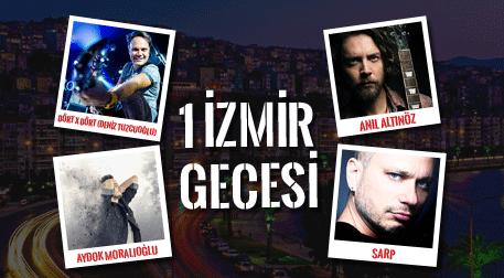 1 İzmir Gecesi