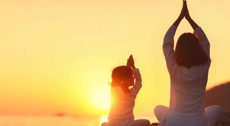 Banu Özsoy ile Anne-Çocuk Yogası