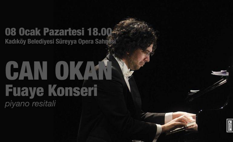 Can Okan Fuaye Konseri – Piyano Resitali