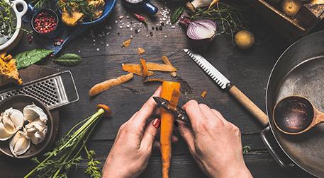 Evdeki Şef: Soslar ve Pişirme Tekni