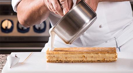 Fransız Pastacılığı Demo Dersi